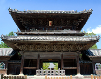 Visit the Daijyuji Temple where Ieyasu determined to establish peaceful country